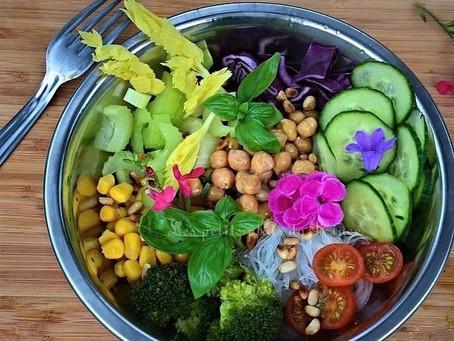 Buddah bowl : la salade composée qui se dévore avec les yeux !