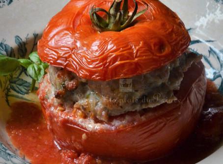Tomates farcies de Grand maman