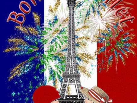 Célébrons la fête nationale du 14 juillet