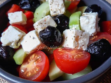 Sopska salata : la recette de la salade fraîcheur des Balkans