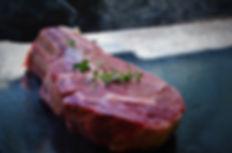 Côte de bœuf à la plancha