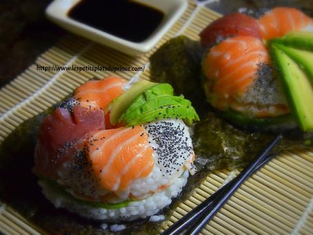 Sushi Donut, le sushi rond
