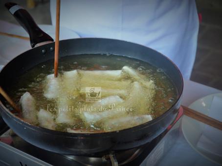 Nems aux crevettes - la recette facile