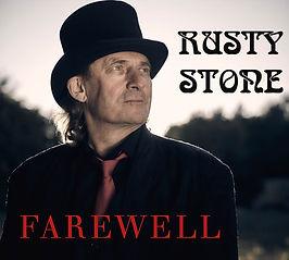 Rusty Stone - Farewell - CD 2019