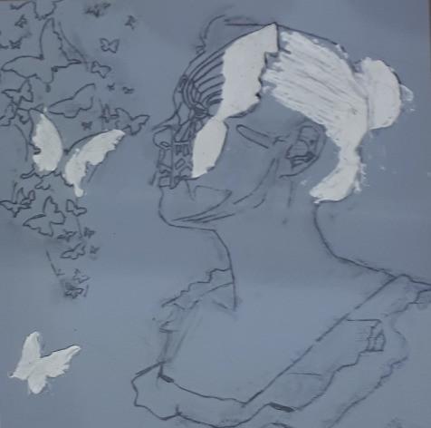 3D effect in Butterfly