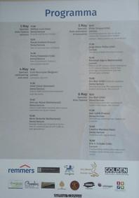 15 Master-classes during Salon Leeuwarden  