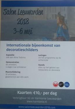 Flyer Salon Leeuwarden