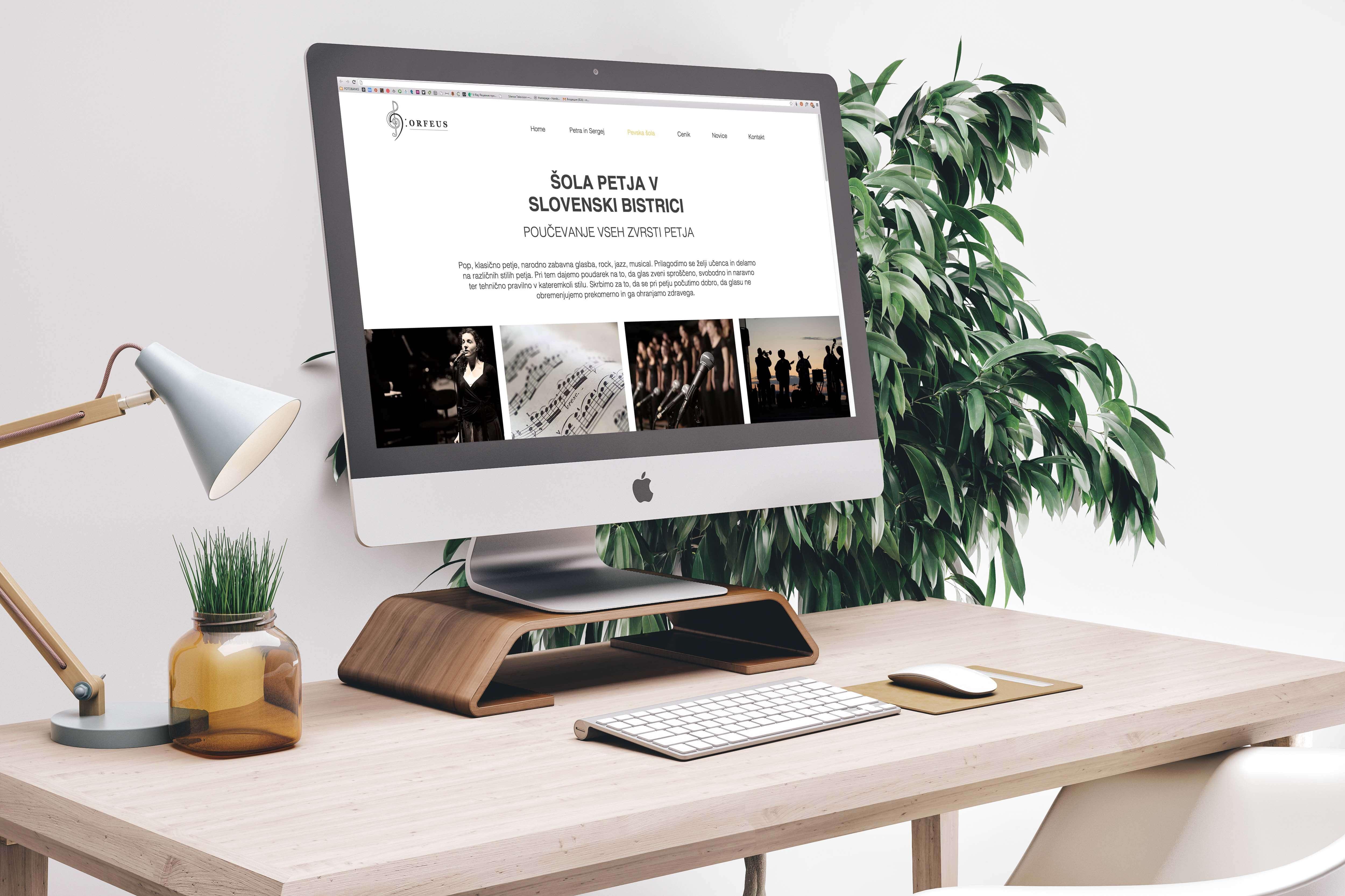 Spletne strani za posameznike