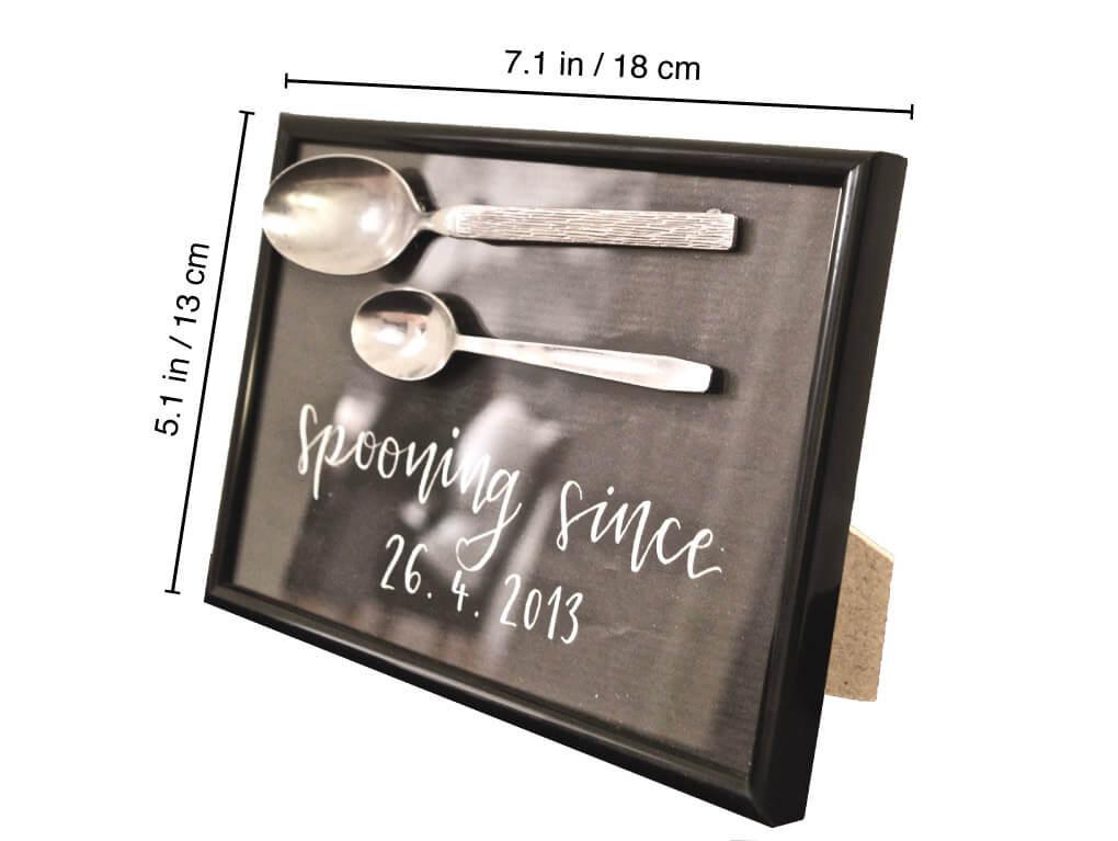 Darilo za obletnico ali poroko zlickava spooning