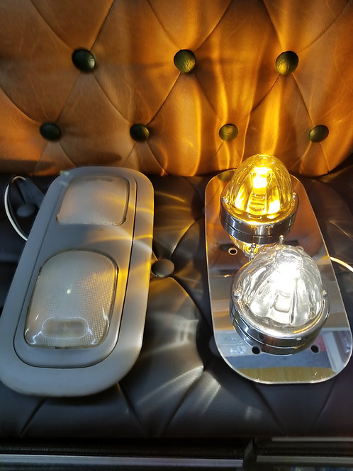Freightliner Columbia dome light set