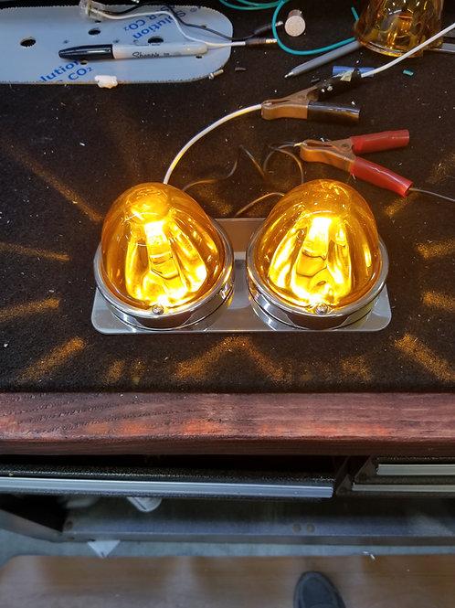 Kw 97-05 cab center dome light