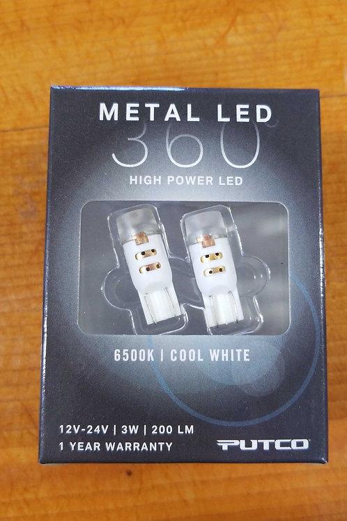 Putco 194 led pair