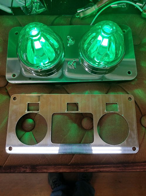 Peterbilt 359 dome light