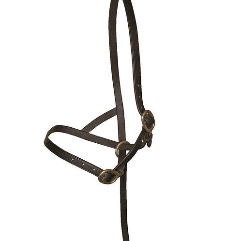 JHL Leather Foal Slip