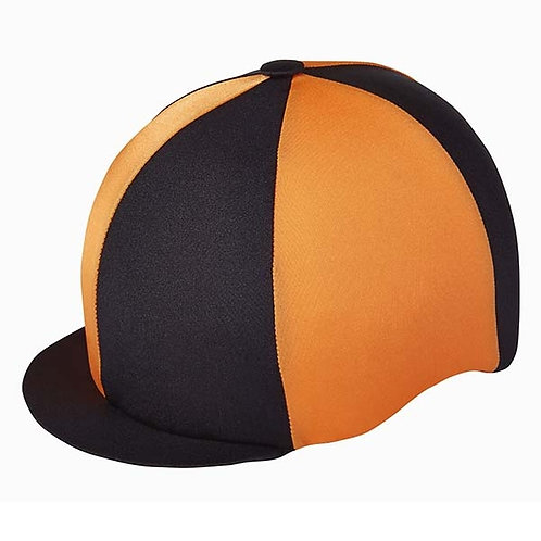 Quartered Lycra Hat Silk