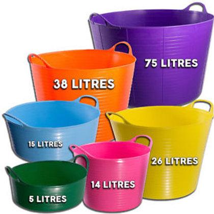 Tubtrug/Flexi-Tub Buckets