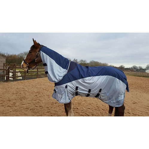 Sheldon All-in-One Fly Rug with Waterproof Upper