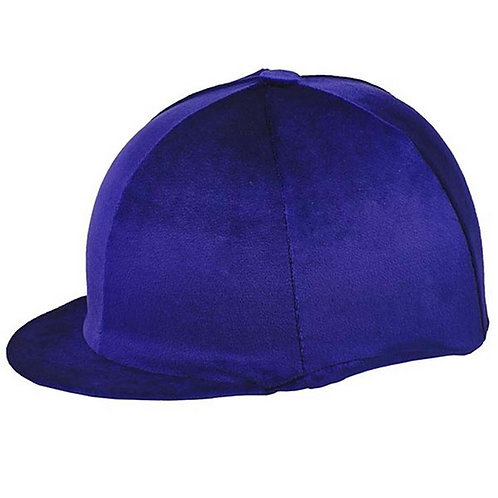 Velour Hat Silk