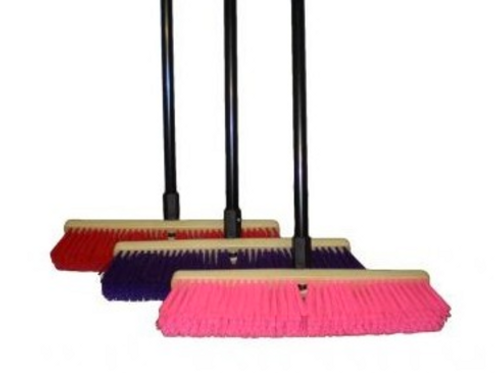 "18"" Synthetic Broom"