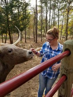 Visiting the Ranch