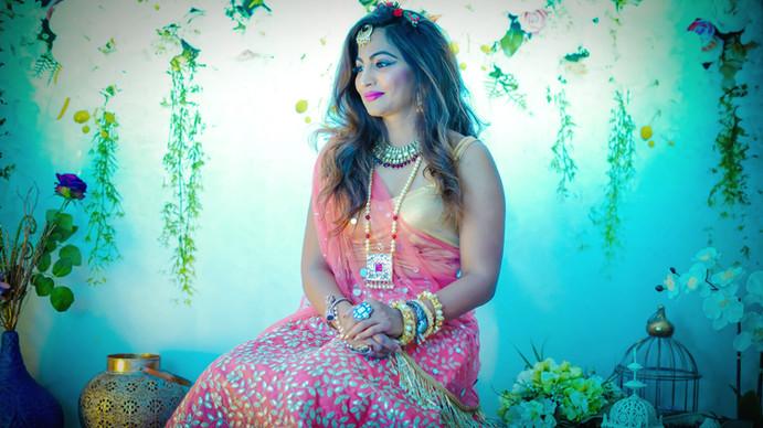 Bridal Portrait Shoot