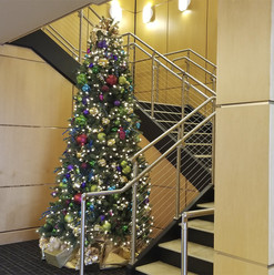 Bright and Festive Holiday Decor