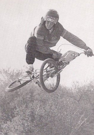 Started in BMX!