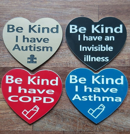 Medical  Condition Awareness Badge