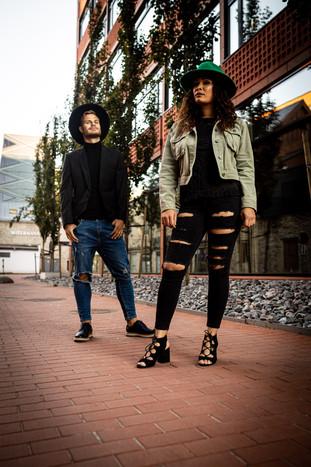 Photo by Harry Tiits Models: Marwa Haider and Rauno Sappinen