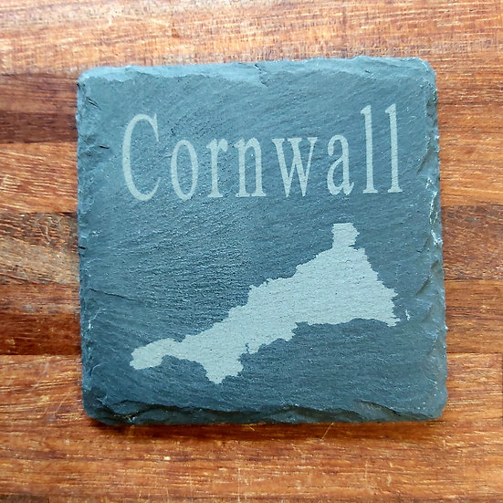 Cornwall Coaster - Map