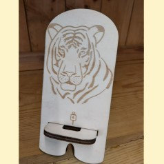Tiger mobile phone stand