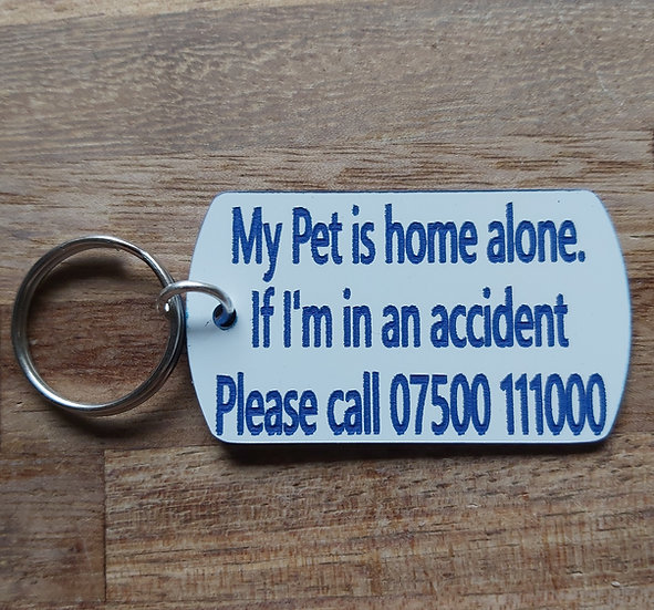 Pet rescue home alone fobs