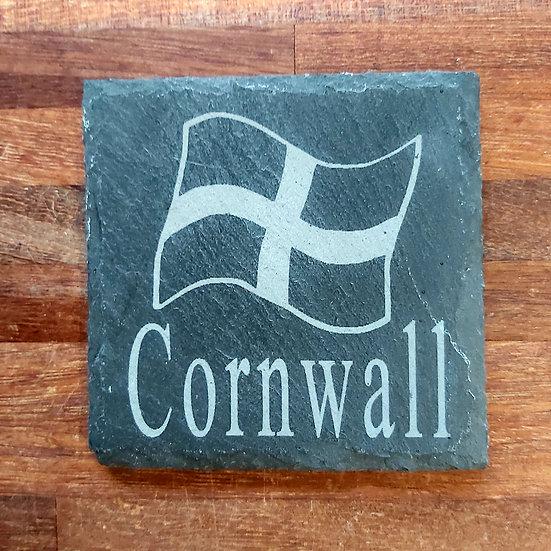 Cornwall Coaster - Flag