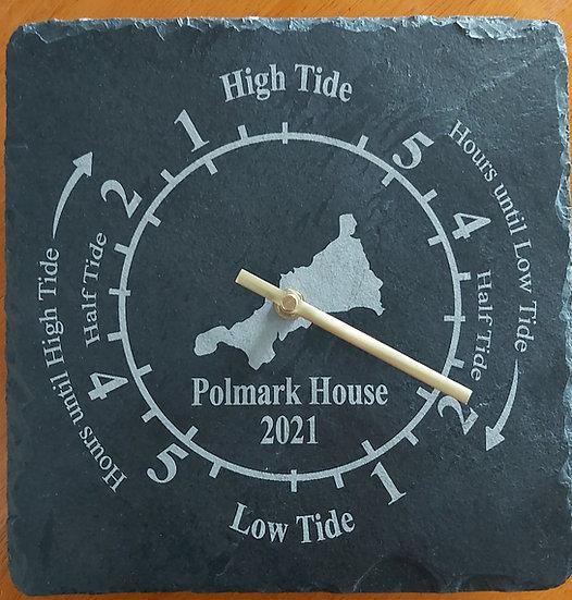 Personalised Tide Clock Tidal Indicator Clock
