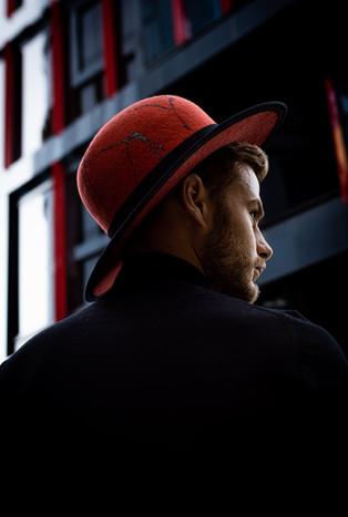 Photo by Harry Tiits Model: Rauno Sappinen