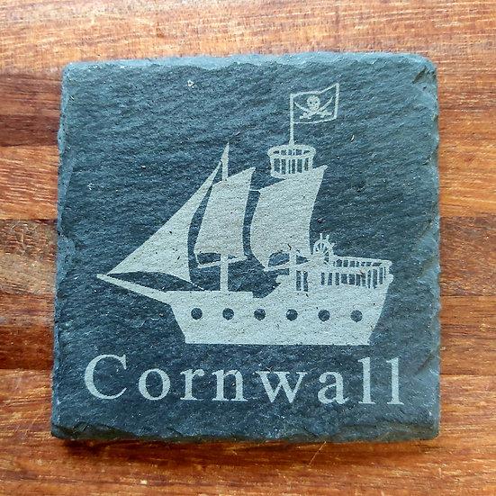 Cornwall Coaster - Pirate ship