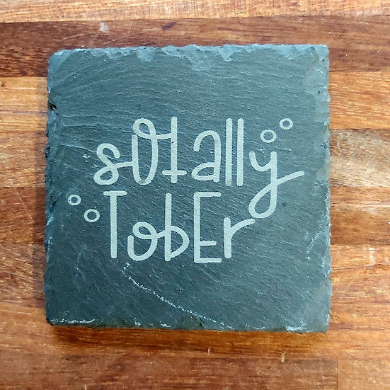 Wine Coaster - Sotally sober