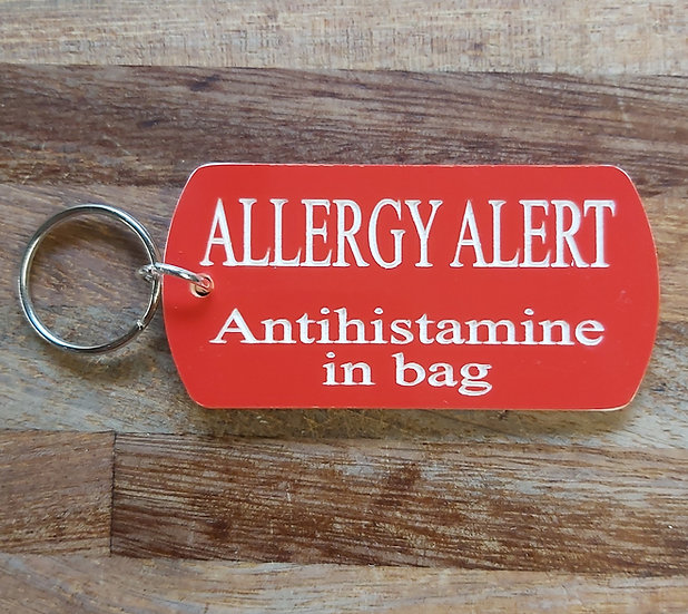 Large Antihistamine In Bag Fob
