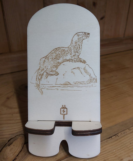 Otter mobile phone stand