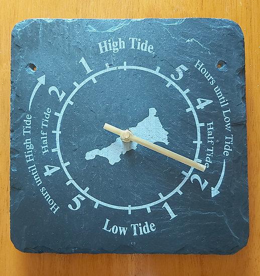 Cornwall Tide Clock Cornish Tidal Indicator Clock