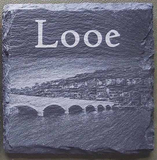 Coaster - Looe bridge
