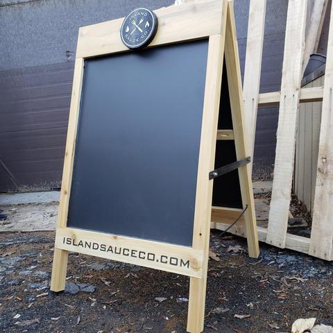 Island Sauce BBQ Sauce - Sandwichboard