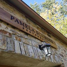 Pamela Schnurr Photography - Barn Sign