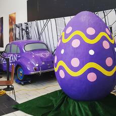 GIant Easter Egg - Hazeldean Mall