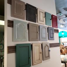 Paint Sample Displays - Malenka Originals