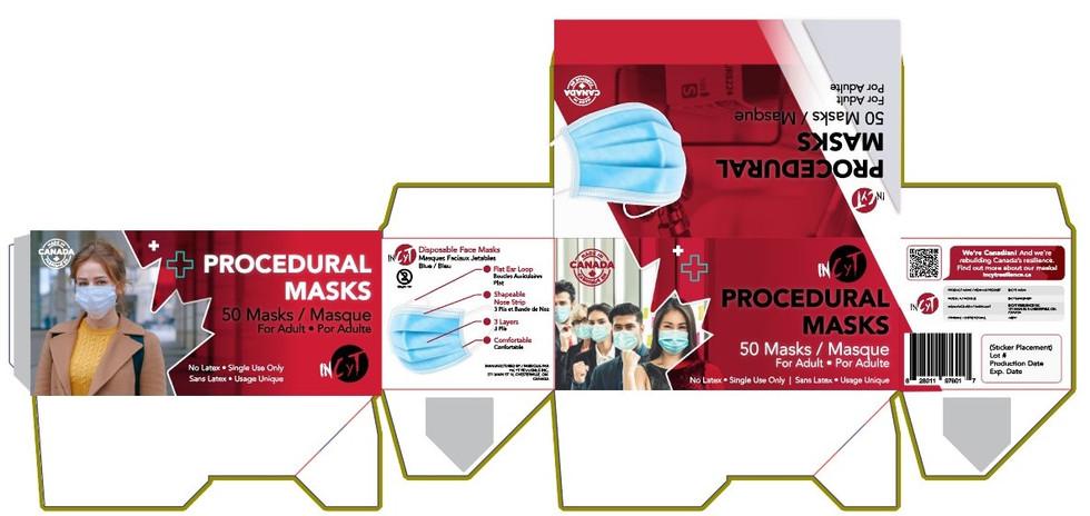 Packaging Design - InCYT