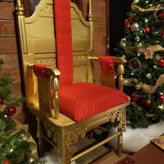 Santa's Chair- Billings Bridge