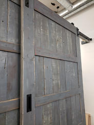 Loretta Gallery - Sliding Barn Doors