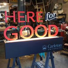 Carleton University - Stage Prop