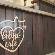 Feline Cafe Logo